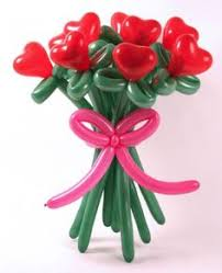 flowers and balloons hearts gotta find these balloons for v day be my