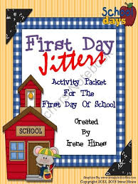 12 best first day jitters images on pinterest first day jitters