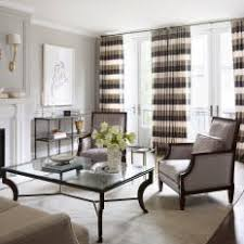 Striped Living Room Curtains by Photos Hgtv