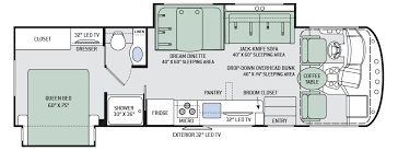Navion Rv Floor Plans Chinook Rv Floor Plans Home Design Ideas And Pictures