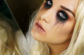 Youtube Halloween Makeup by Banshee Make Up Last Minute Halloween Tutorial Youtube