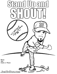 st louis cardinals coloring pages baseball and pages omeletta me