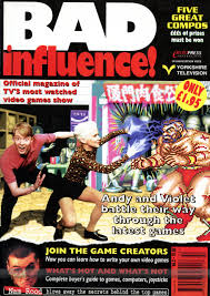 Bad Influence Bad Influence Magazine U2013 The Gremlin Graphics Archive
