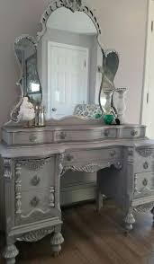 Antique Vanity Table With Mirror And Bench Table Endearing Best 25 Antique Makeup Vanities Ideas On Pinterest
