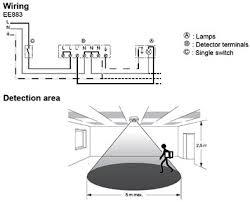 hf motion detector u2013 ee883 hager