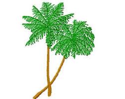 coconut tree design etsy