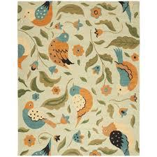 Safavieh Blossom Rug Safavieh Handmade Blossom Wool Rug 5 X 8 Free