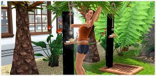 keep me clean outdoor shower store the sims 3
