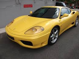 ferrari yellow car rent a ferrari 360 modena f1 by ace drive car rental