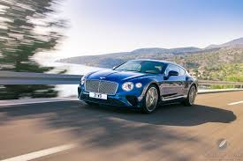 bentley continental gt speed more 2018 bentley continental gt a learjet for the autobahn with