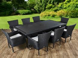 Bali Rattan Garden Furniture by Garden Furniture 8 Seater Interior Design