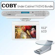 under cabinet kitchen tv dvd combo manicinthecity