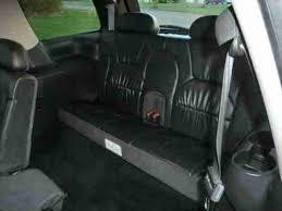 dodge durango 3rd row seat find used 2002 dodge durango slt leather 3rd row seat 4x4