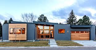 Home Design Denver Modern Architecture Home Design Studio Gunn Denver