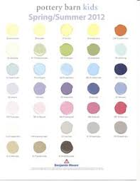 all of the pottery barn kids paint colors not just for kids