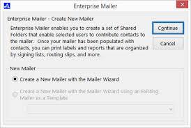 office accelerator enterprise mailer office accelerator support