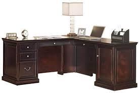 Sauder L Shaped Desks by Unique Desks Jesper Office 400 Collection Desk With Return Cabinet