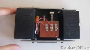 easy repair for broken doorbell youtube