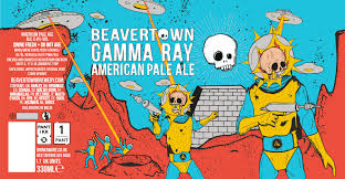 cartoon beer can beavertown the art of the can lagom