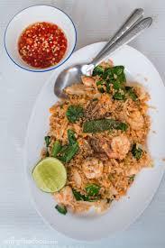 de cuisine thailandaise authentic fried rice recipe ข าวผ ด food style