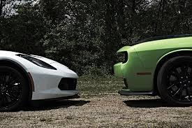 dodge challenger vs viper corvette c7 z06 vs dodge hellcats vs srt viper racing
