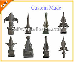 fence ornaments parts outdoor ornament fence components view