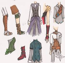 steampunk clothing dump by kaiyu chan on deviantart