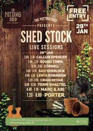 The Potting Shed Bookings by Shedstock Hashtag On Twitter