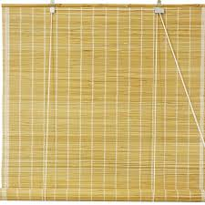 Ikea Matchstick Blinds Garage U0026 Shed Traditional Style Of Windows Covering With