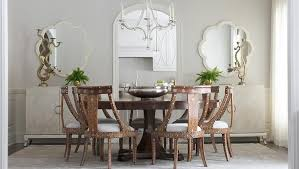 Bone Inlay Chair Cream And Brown Dining Room With Brown Bone Inlay Dining Chairs