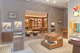 home design stores london hermès store relocation by rdai london uk retail design blog