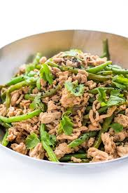 can turkey stand asian ground turkey and green bean stir fry the lemon bowl