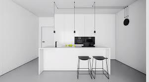 4 monochrome minimalist spaces creating black and white magic