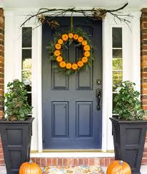 give your front door personality with color u2013 bourbon blonde