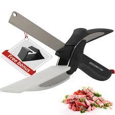 cutter de cuisine clever cutter kitchen knives scissors smart cutter kitchen knife