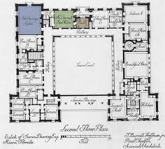 art now and then villa vizcaya miami florida plans diagrams