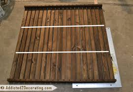 Hardwood Floor Mat Diy Removable Cedar Shower Floor Mat