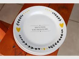 plate you are special giving a special thank you to a special goes a way