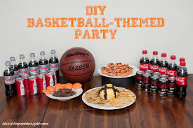 basketball party ideas score a slam dunk with some great basketball party ideas