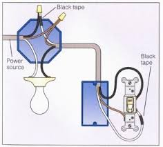 electric light switch wiring diagram gooddy org