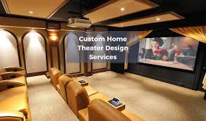 custom home theater design services cav