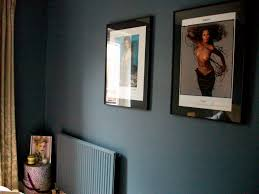 dulux paint bedroom wall and dark blue on pinterest idolza