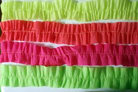 tissue paper streamers tissue paper domesticspace