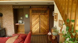 Reclaimed Wood Interior Doors Handmade Interior Sliding Door Reclaimed Wood C 1890 S By Grain