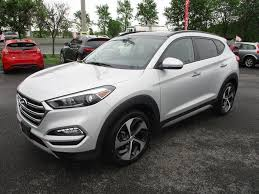 hyundai tucson 2017 colors used 2017 hyundai tucson se cuir toit pano awd se for sale in