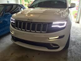 jeep srt 2012 how to 2014 headlight drl cherokee srt8 forum