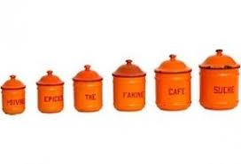 orange kitchen canisters orange kitchen canisters thing