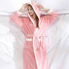robe de chambre femme polaire avec capuche robe de chambre polaire femme capuche lepeignoir fr