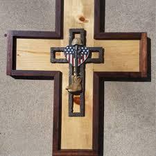 wooden wall crosses wood crosses for wall decor on wanelo