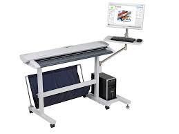 Wide Format Scanning And Archiving Smartlf Sc 42 Xpress Colortrac